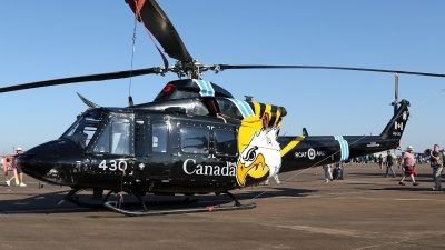 Photo ID 212936 by Richard de Groot. Canada Air Force Bell CH 146 Griffon 412CF, 146430