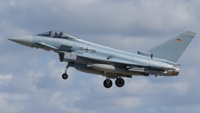 Photo ID 212940 by Rainer Mueller. Germany Air Force Eurofighter EF 2000 Typhoon S, 30 98
