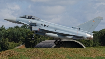 Photo ID 212939 by Rainer Mueller. Germany Air Force Eurofighter EF 2000 Typhoon S, 31 12