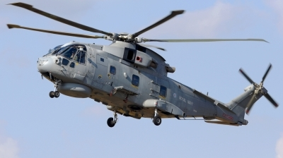 Photo ID 212887 by Alberto Gonzalez. UK Navy Agusta Westland Merlin HM1 Mk111, ZH839