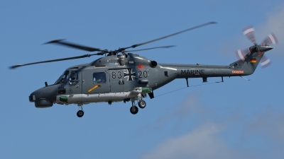 Photo ID 212886 by Rainer Mueller. Germany Navy Westland WG 13 Super Lynx Mk88A, 83 20