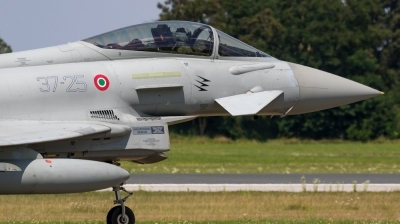 Photo ID 212884 by Mathias Grägel - GME-AirFoto. Italy Air Force Eurofighter F 2000A Typhoon EF 2000S, MM7294