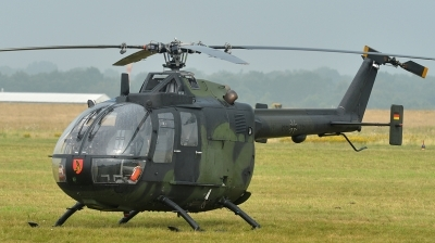 Photo ID 212883 by Lieuwe Hofstra. Germany Army MBB Bo 105P1M, 86 58