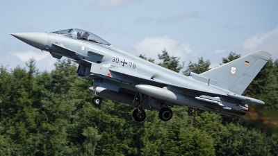 Photo ID 212879 by Rainer Mueller. Germany Air Force Eurofighter EF 2000 Typhoon S, 30 78