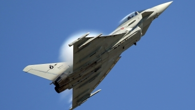 Photo ID 212874 by Richard de Groot. Italy Air Force Eurofighter F 2000A Typhoon EF 2000S, MM7343