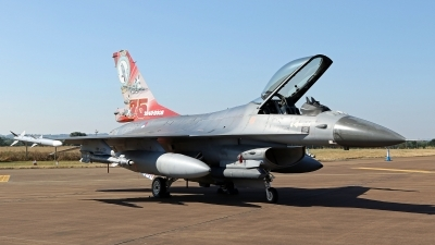 Photo ID 212905 by Richard de Groot. Netherlands Air Force General Dynamics F 16AM Fighting Falcon, J 879