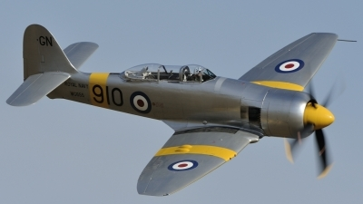 Photo ID 212898 by rinze de vries. Private The Fighter Collection Hawker Sea Fury T20, G CHFP