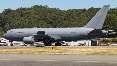 Photo ID 212953 by Aaron C. Rhodes. USA Air Force Boeing KC 46A Pegasus 767 200LRF, N464KC