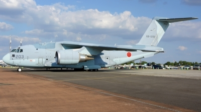 Photo ID 212977 by Alberto Gonzalez. Japan Air Force Kawasaki C 2, 68 1203