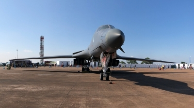 Photo ID 213014 by Philipp Jakob Schumacher. USA Air Force Rockwell B 1B Lancer, 85 0069