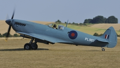 Photo ID 213029 by rinze de vries. Private Aircraft Restoration Co Supermarine 365 Spitfire PR11, G PRXI