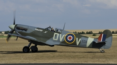 Photo ID 213030 by rinze de vries. Private Anglia Aircraft Restorations Ltd Supermarine 349 Spitfire LF5C, G IBSY