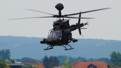 Photo ID 213050 by Lukas Kinneswenger. Croatia Air Force Bell OH 58D Kiowa 406, 331