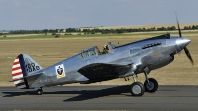 Photo ID 213056 by rinze de vries. Private The Fighter Collection Curtiss P 40C Warhawk, G CIIO