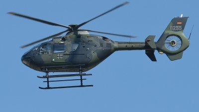 Photo ID 213070 by Klemens Hoevel. Germany Army Eurocopter EC 135T1, 82 55