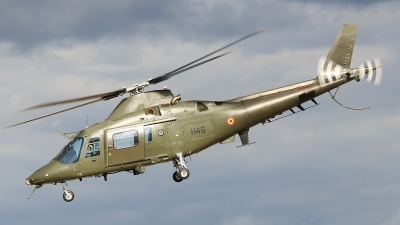 Photo ID 213063 by Zdenek Elias. Belgium Army Agusta A 109HO A 109BA, H45