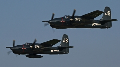 Photo ID 213085 by David F. Brown. Private Private Grumman F 7F 3 Tigercat, 80374