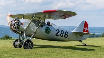 Photo ID 213139 by Martin Thoeni - Powerplanes. Private Private Dewoitine D 26, HB RAG