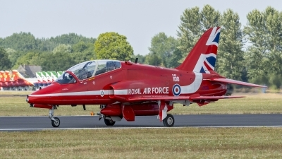 Photo ID 213124 by Martin Thoeni - Powerplanes. UK Air Force British Aerospace Hawk T 1, XX311