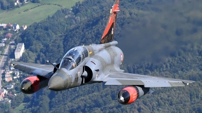 Photo ID 213121 by Lieuwe Hofstra. France Air Force Dassault Mirage 2000D, 618