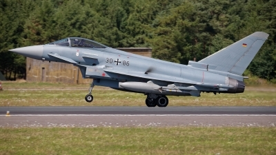 Photo ID 213164 by Rainer Mueller. Germany Air Force Eurofighter EF 2000 Typhoon S, 30 86