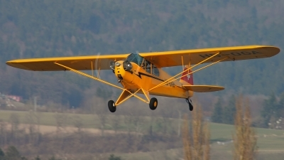 Photo ID 213195 by Sven Zimmermann. Private Air Sarina AG Piper J 3C 65 Cub, HB OGA