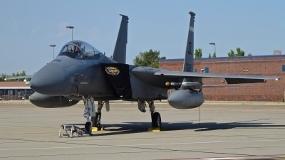 Photo ID 213190 by Gerald Howard. USA Air Force McDonnell Douglas F 15C Eagle, 78 0539