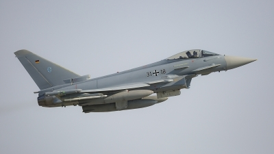Photo ID 213244 by Jan Philipp. Germany Air Force Eurofighter EF 2000 Typhoon S, 31 18