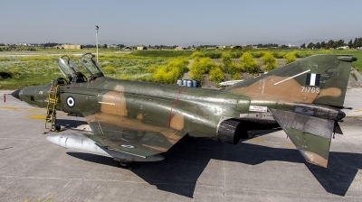Photo ID 213241 by Dimitris Bountouris. Greece Air Force McDonnell Douglas RF 4E Phantom II, 71765