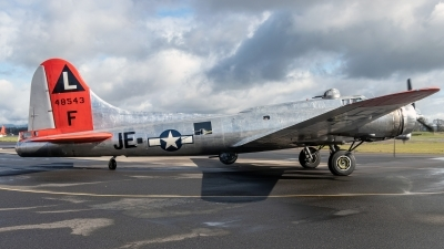 Photo ID 213250 by Alex Jossi. Private Erickson Aircraft Collection Boeing B 17G Flying Fortress 299P, N3701G