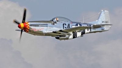 Photo ID 213397 by David F. Brown. Private Mustang Pilots LLC North American P 51D Mustang, N51KB