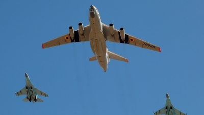 Photo ID 213441 by Carl Brent. Ukraine Air Force Ilyushin IL 76MD, 78820