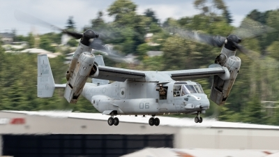 Photo ID 213445 by Paul Varner. USA Marines Bell Boeing MV 22B Osprey, 168018