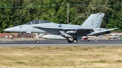 Photo ID 213455 by Paul Varner. USA Navy Boeing F A 18F Super Hornet, 168488