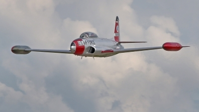 Photo ID 213477 by David F. Brown. Private Private Canadair CT 133 Silver Star 3, N133KK