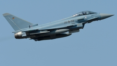 Photo ID 213507 by Klemens Hoevel. Germany Air Force Eurofighter EF 2000 Typhoon S, 30 58
