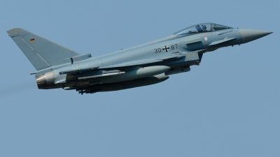 Photo ID 213509 by Klemens Hoevel. Germany Air Force Eurofighter EF 2000 Typhoon S, 30 87