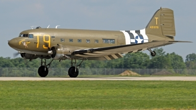 Photo ID 213700 by David F. Brown. Private Douglas 87745 LLC Douglas DC 3C, N87745