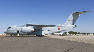 Photo ID 213560 by Tom Gibbons. Japan Air Force Kawasaki C 2, 68 1203