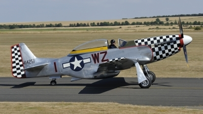 Photo ID 213610 by rinze de vries. Private Anglia Aircraft Restorations Ltd North American TF 51D Mustang, G TFSI
