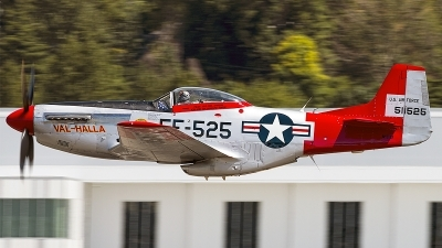Photo ID 213736 by Aaron C. Rhodes. Private Heritage Flight Museum North American P 51D Mustang, N151AF