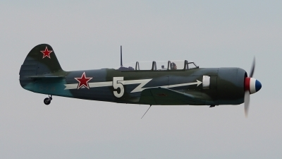 Photo ID 213662 by Lukas Kinneswenger. Private Private Yakovlev Yak 11, D FJII