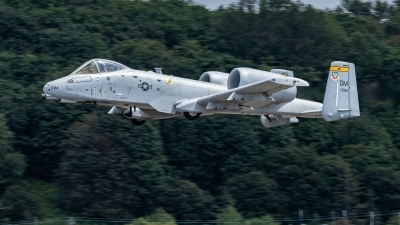 Photo ID 213634 by Paul Varner. USA Air Force Fairchild A 10C Thunderbolt II, 78 0684