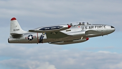 Photo ID 214381 by David F. Brown. Private Private Canadair CT 133 Silver Star 3, N165KK