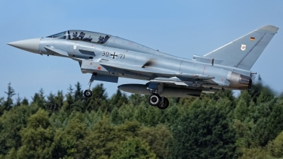 Photo ID 213677 by Rainer Mueller. Germany Air Force Eurofighter EF 2000 Typhoon T, 30 71