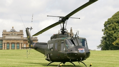 Photo ID 24944 by Dan O'Hagan. Private UK Huey Team Bell UH 1H Iroquois 205, G UHIH