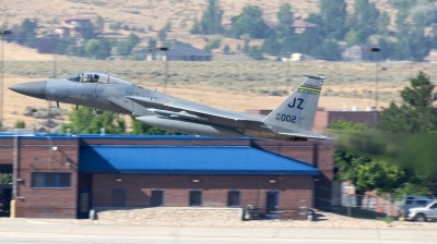Photo ID 213716 by Colin Moeser. USA Air Force McDonnell Douglas F 15C Eagle, 80 0002
