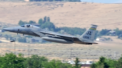 Photo ID 213717 by Colin Moeser. USA Air Force McDonnell Douglas F 15C Eagle, 82 0009