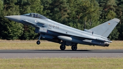 Photo ID 214085 by Rainer Mueller. Germany Air Force Eurofighter EF 2000 Typhoon S, 30 58