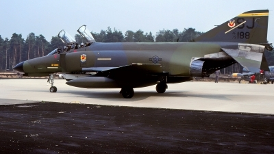 Photo ID 213728 by Gerrit Kok Collection. USA Air Force McDonnell Douglas F 4E Phantom II, 73 1188